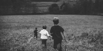 ילדים לא עוסקים בפעילות גופנית